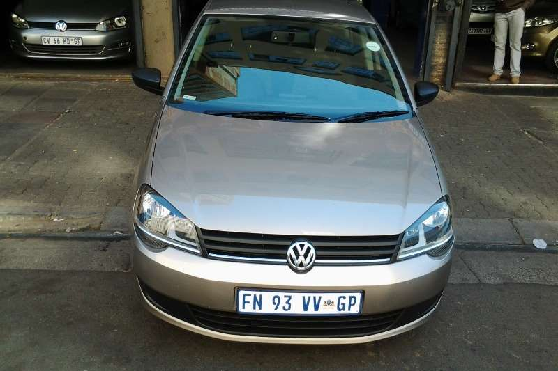 VW Polo Vivo hatch 1.4 Trendline 2013