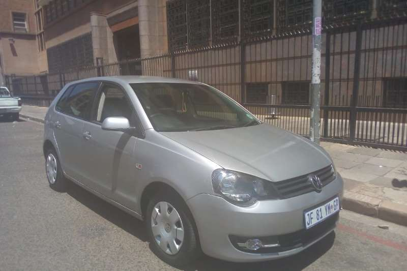 VW Polo Vivo hatch 1.4 Trendline 2013