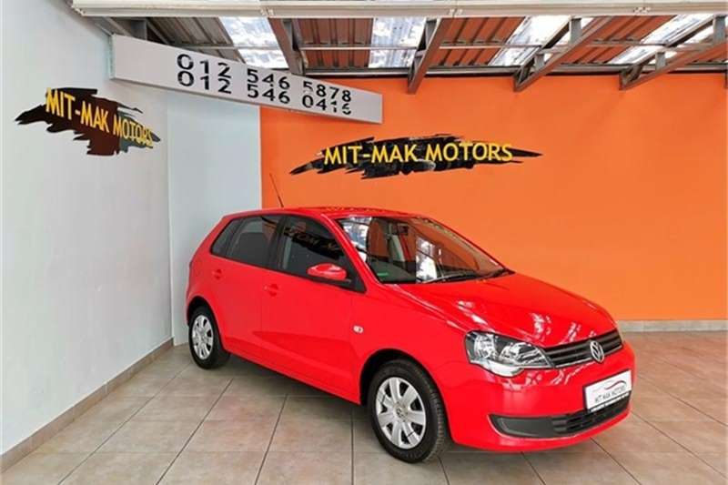 VW Polo Vivo hatch 1.4 Trendline 2014