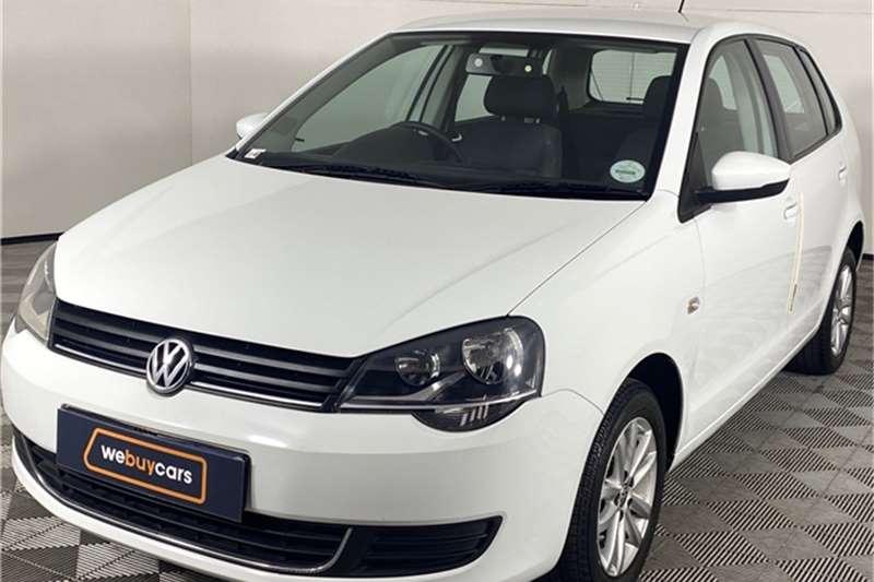 2015 VW Polo Vivo Polo Vivo hatch 1.4 Trendline