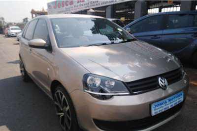 Used 2016 VW Polo Vivo hatch 1.4 Trendline