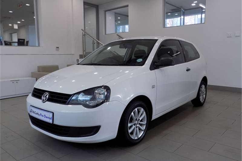VW Polo Vivo hatch 1.4 Trendline 2017
