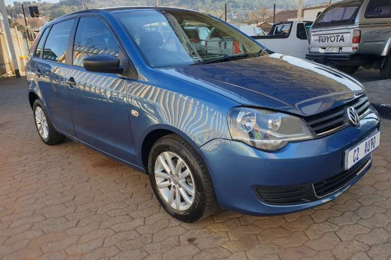 Used 2017 VW Polo Vivo hatch 1.4 Trendline