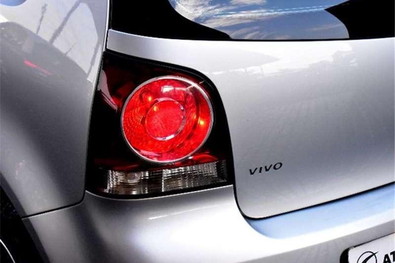 2017 VW Polo Vivo Polo Vivo hatch 1.4 Trendline