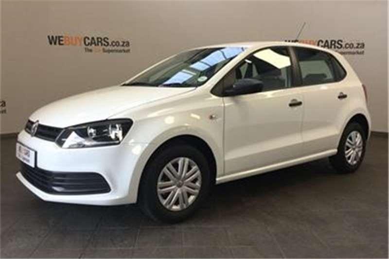 VW Polo Vivo hatch 1.4 Trendline 2018
