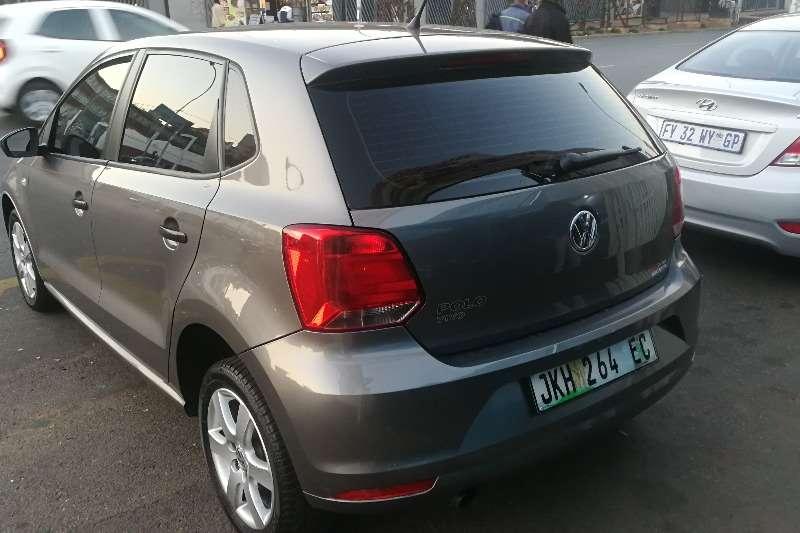 Used 2018 VW Polo Vivo hatch 1.4 Trendline