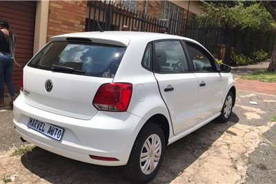 VW Polo Vivo hatch 1.4 Trendline 2019