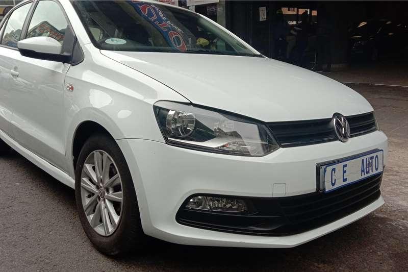 VW Polo Vivo hatch 1.4 Trendline 2019