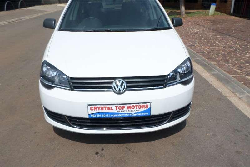 VW Polo Vivo hatch 1.4 Trendline auto 2014