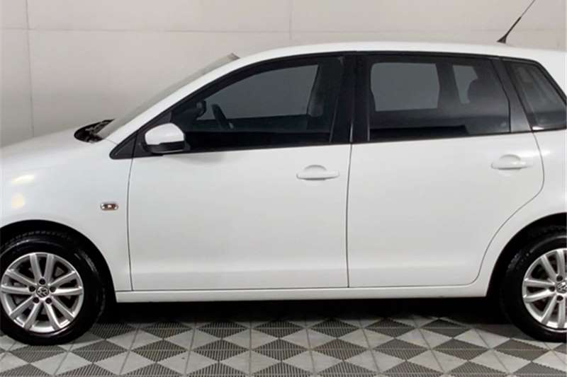 Used 2016 VW Polo Vivo hatch 1.4 Trendline auto