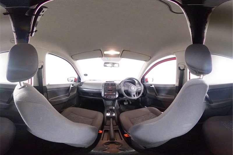 2016 VW Polo Vivo Polo Vivo hatch 1.4 Trendline auto