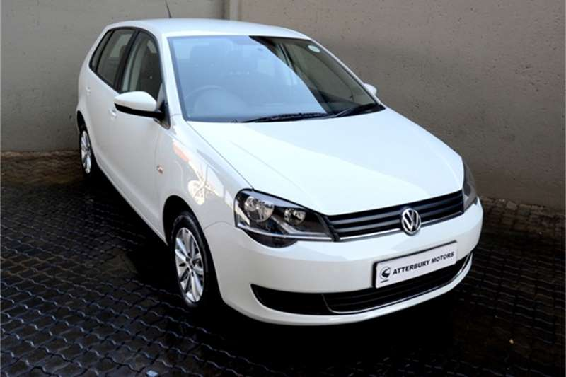 VW Polo Vivo hatch 1.4 Trendline auto 2017
