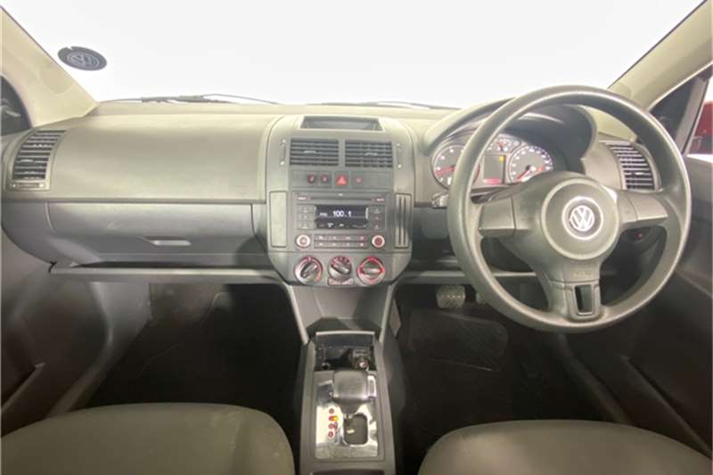 2017 VW Polo Vivo Polo Vivo hatch 1.4 Trendline auto