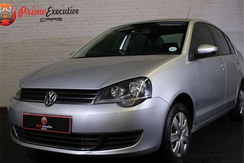 VW Polo Vivo hatch 1.4 Trendline auto 2018