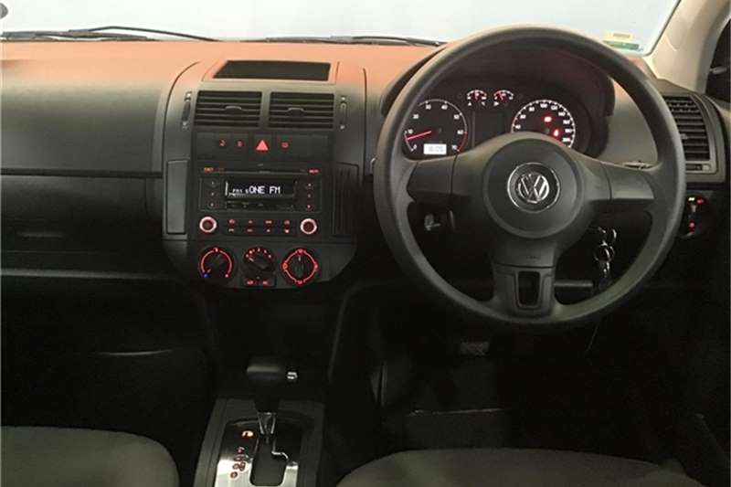 VW Polo Vivo hatch 1.4 Trendline auto 2018