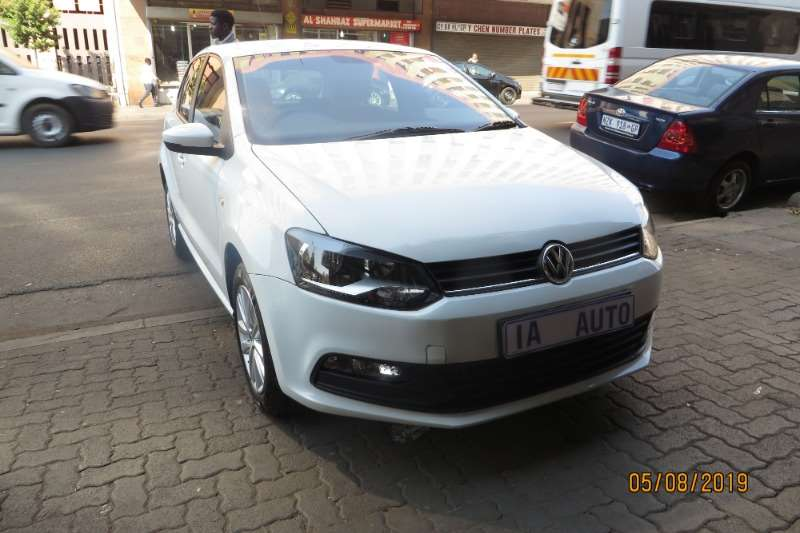 VW Polo Vivo hatch 1.4 Trendline auto 2019