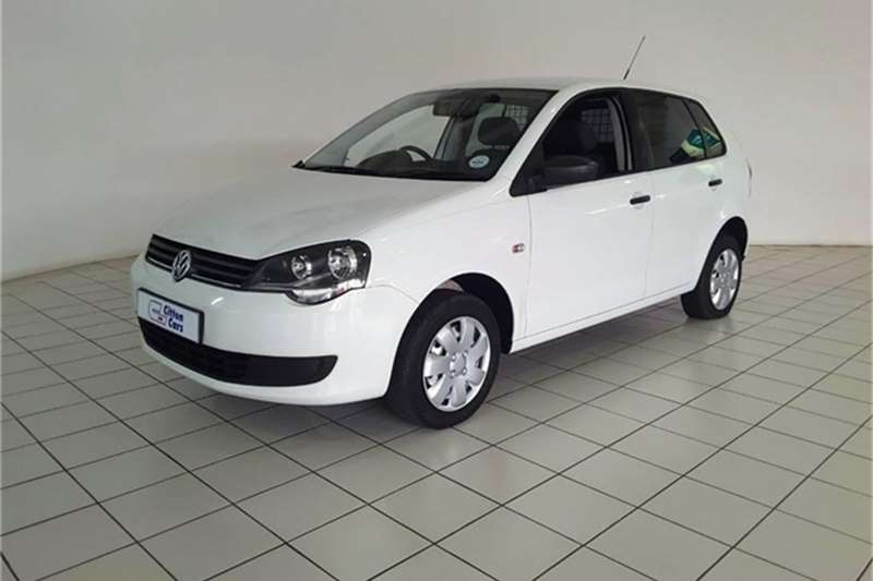VW Polo Vivo hatch 1.4 Xpress panel van 2016