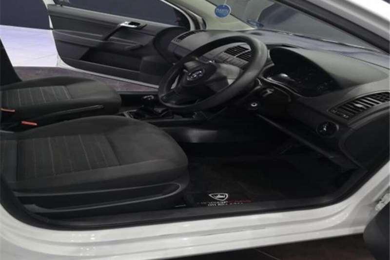 VW Polo Vivo hatch 1.4 Xpress panel van 2016