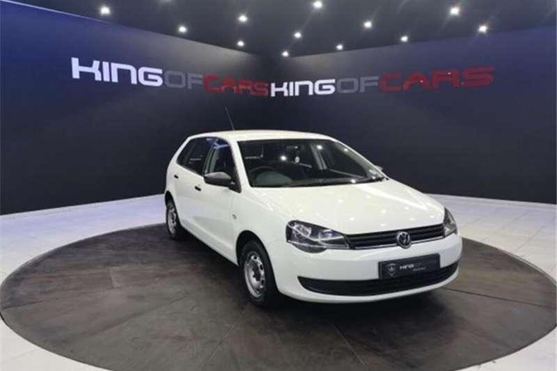 Used 2016 VW Polo Vivo hatch 1.4 Xpress panel van