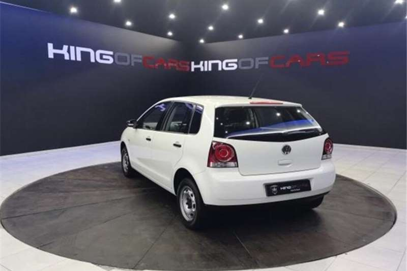 VW Polo Vivo hatch 1.4 Xpress panel van 2017