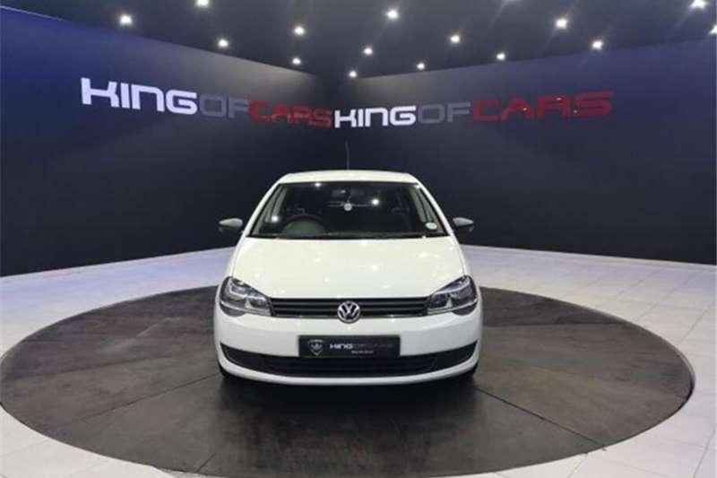 VW Polo Vivo hatch 1.4 Xpress panel van 2017