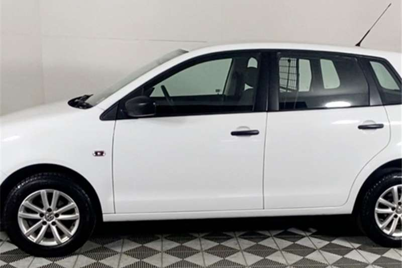 2017 VW Polo Vivo Polo Vivo hatch 1.4 Xpress panel van