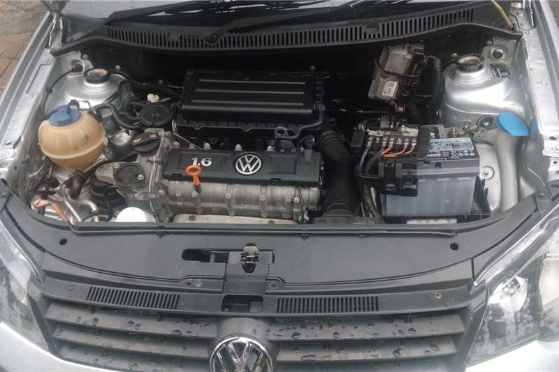VW Polo Vivo hatch 1.6 Comfortline 2012