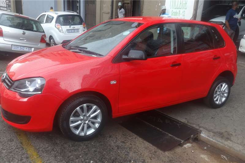 VW Polo Vivo hatch 1.6 Comfortline 2013