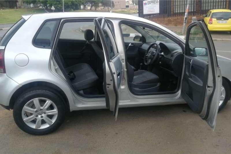 VW Polo Vivo hatch 1.6 Comfortline 2013