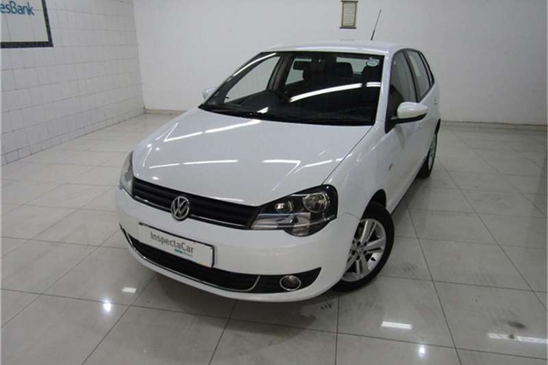 VW Polo Vivo hatch 1.6 Comfortline 2015