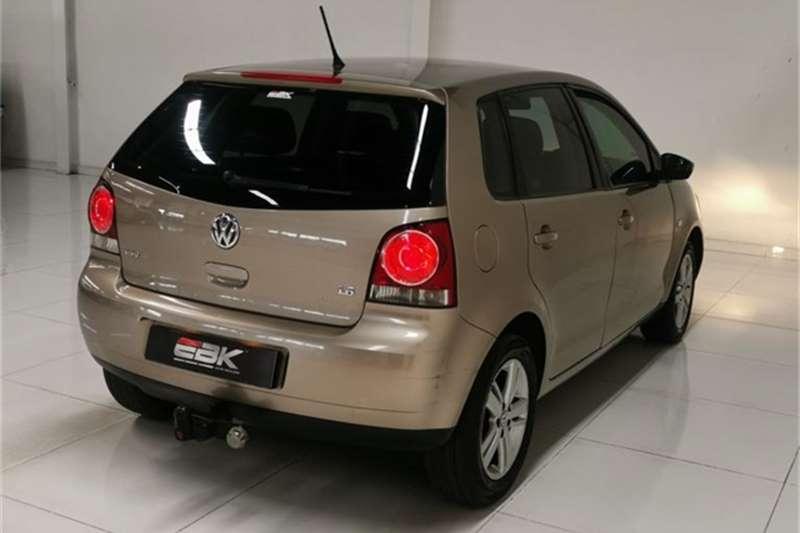 Used 2015 VW Polo Vivo hatch 1.6 Comfortline