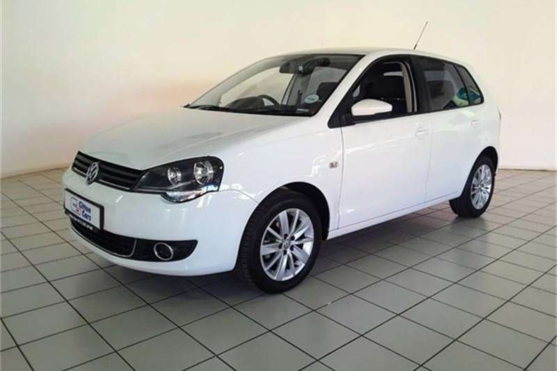 VW Polo Vivo hatch 1.6 Comfortline 2016