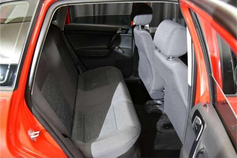 VW Polo Vivo hatch 1.6 Comfortline 2017