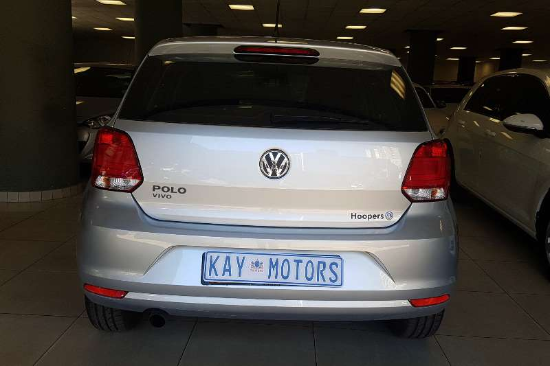 VW Polo Vivo hatch 1.6 Comfortline 2018