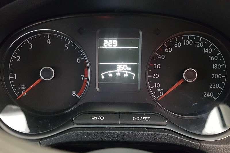 VW Polo Vivo hatch 1.6 Comfortline 2018