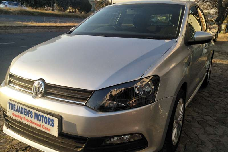 VW Polo Vivo hatch 1.6 Comfortline DSG 2018