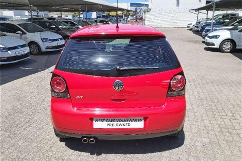 VW Polo Vivo hatch 1.6 GT 2014