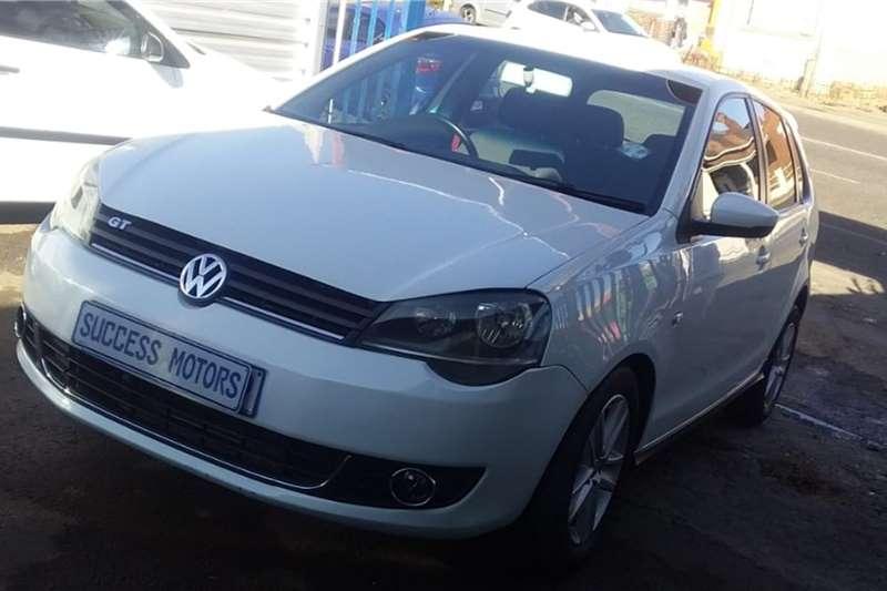 VW Polo Vivo hatch 1.6 GT 2015