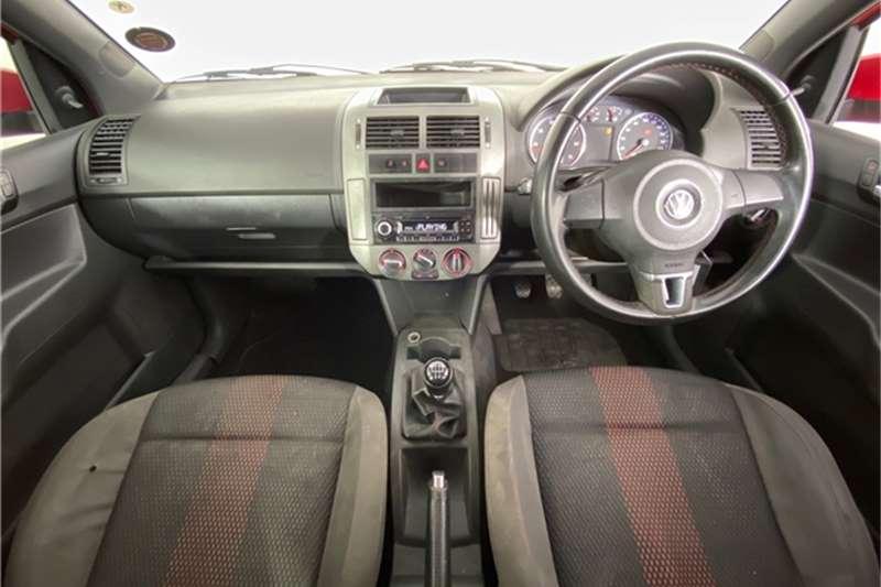 2015 VW Polo Vivo Polo Vivo hatch 1.6 GT