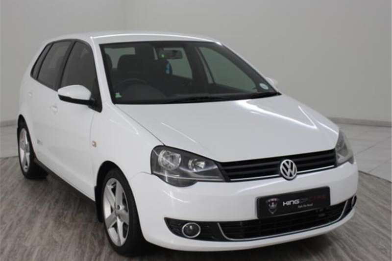 VW Polo Vivo hatch 1.6 GT 2016