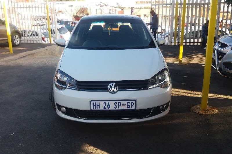 VW Polo Vivo hatch 1.6 GTS 2016