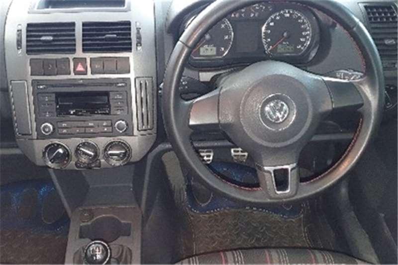 VW Polo Vivo hatch 1.6 GTS 2016