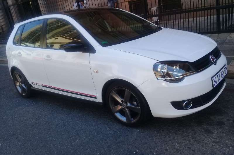 VW Polo Vivo hatch 1.6 GTS 2017