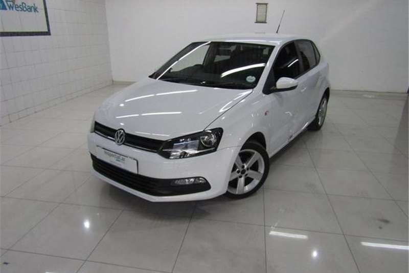 VW Polo Vivo Hatch 1.6 Highline 2018