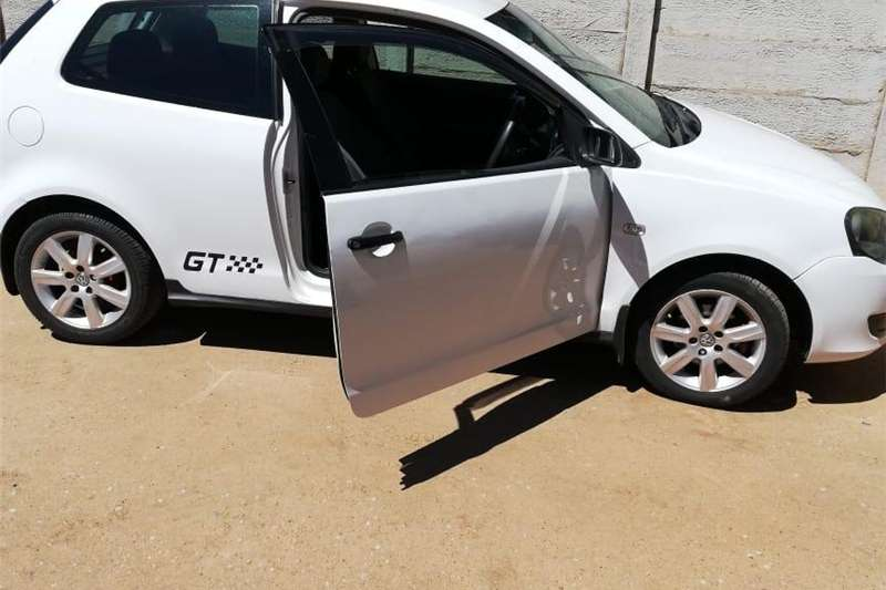 VW Polo Vivo Hatch 3-door 2011