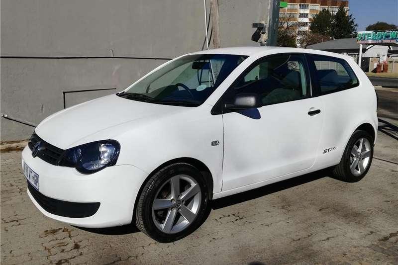 VW Polo Vivo Hatch 3-door 2012