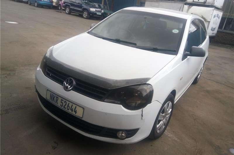 VW Polo Vivo Hatch 3-door 2013
