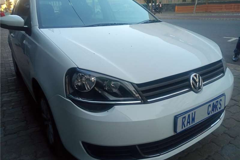 VW Polo Vivo Hatch 3-door 2017