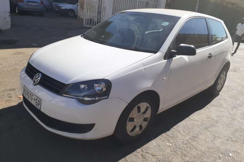2010 VW Polo Vivo hatch 3-door
