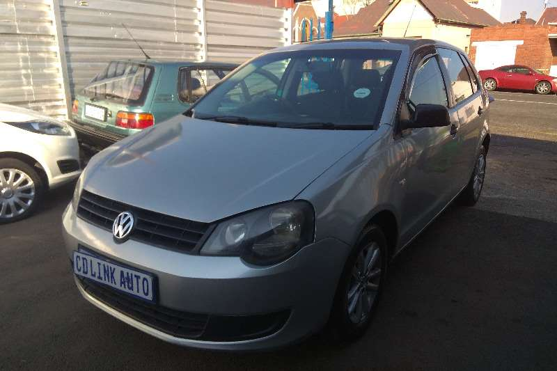 VW Polo Vivo hatch 3-door POLO VIVO 1.4 3Dr 2012